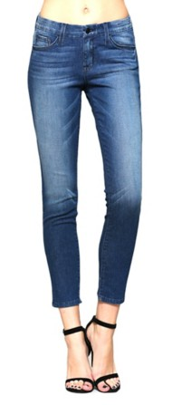 Women's Flying Monkey Super Stretch Ankle Mid-Rise Skinny Jean