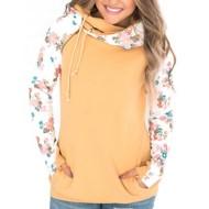 Women's Ampersand Ave Double Hooded Sweatshirt