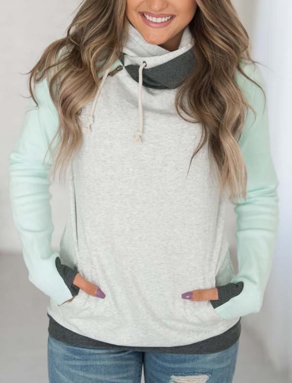mint/grey