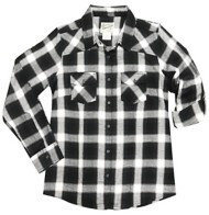 Women's Overdrive Plaid Button Up Shirt