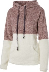 Women's Hem & Thread Kangaroo Pocket Sweatshirt