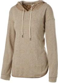 Women's Hem & Thread Lace Sweatshirt