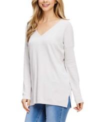 Women's Staccato Center Seam Tunic Sweater