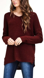 Women's Staccato Knit Sweater