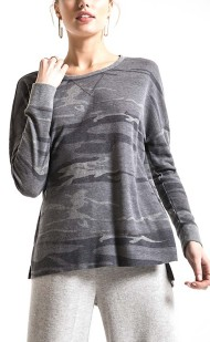 Women's Z Supply Emerson Camo Thermal