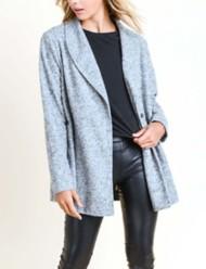 Women's Doe & Rae Oversized Collar Jacket