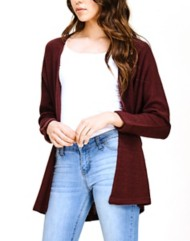 Women's Staccato Dolman Sleeve Cardigan