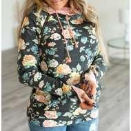 Women's Ampersand Ave DoubleHood™ Sweatshirt