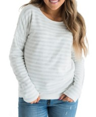 Women's Ampersand Ave Reversible Sweater