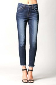 Women's Flying Monkey Deconstructed Skinny Jean
