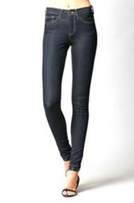 Women's Flying Monkey Super Soft Dark Skinny Jean