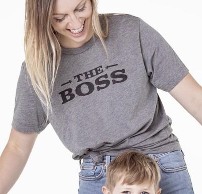Women's Park Bench Apparel The Boss T-Shirt