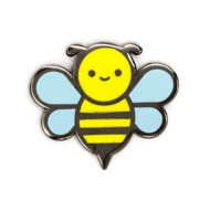 These Are Things Bee Pin