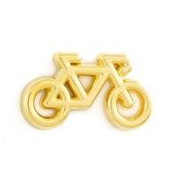 These Are Things Bike Pin