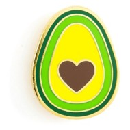 These Are Things Avocada Pin