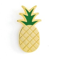 These Are Things Pinapple Pin