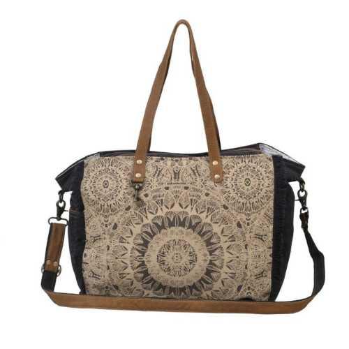 Women's Myra Bag Winter Voyage Weekender Bag