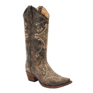 Women's Corral Crackle Boots