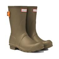 Women's Hunter Original Short Adjustable Back Rain Boots