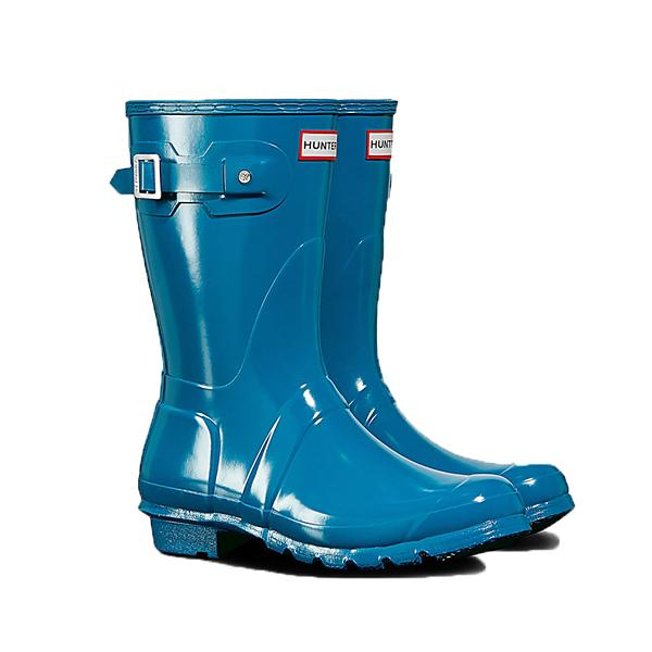 daa314923c0 Women s Hunter Original Short Gloss Rain Boots
