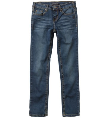 Youth Girls' Silver Jeans Sasha Skinny Jean