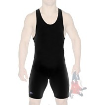 Cliff Keen The Relentless Compression Gear Singlet