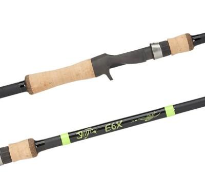 G. Loomis E6X Jig & Worm Casting Rod
