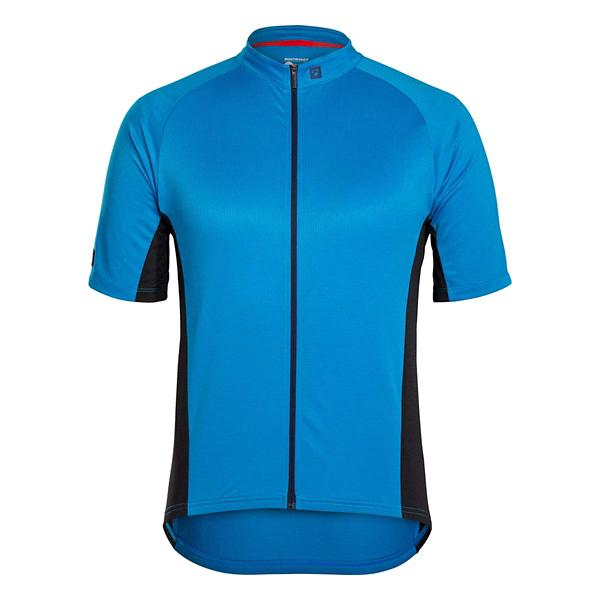Waterloo Blue Tap to Zoom  Men s Bontrager Solstice Cycling Jersey 40ac10d12