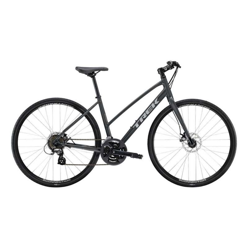 Adult Trek FX 1 Disc Stagger Hybrid Bike