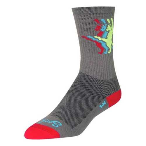 SockGuy Kat-Fu Cycling Socks