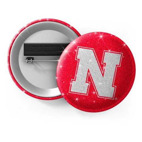 Spirit Gear Nebraska Cornhuskers Pin/Magnet Button
