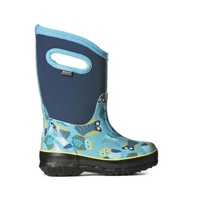 Toddler Girls' Bogs Classic Owl Winter Boots