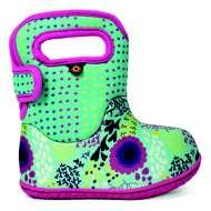 Toddler Girls BOGS (Reef) Winter Boots