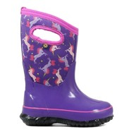 Toddler Girls BOGS Classic (Unicorn) Winter Boots