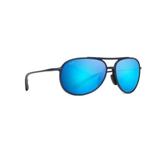 Matte Blue/Blue Hawaii