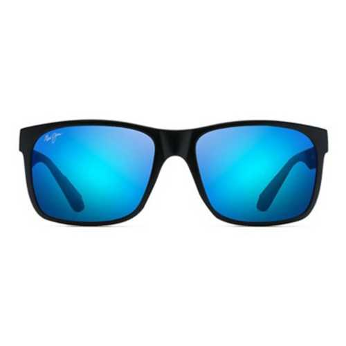 Matte Black/Blue Hawaii