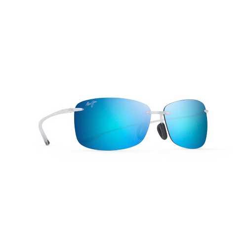 Matte Crystal/Blue Hawaii