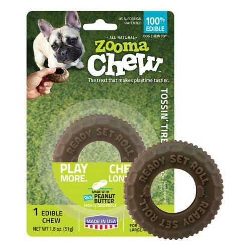 Zooma Chew 1ct Tossin' Tire