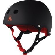 Adult Triple Eight Brainsaver Rubber Helmet