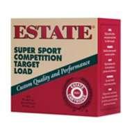 Estate Super Sport 12ga 1250fps 1-1/8oz #8