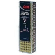 CCI 22 Lr Mini Mag  40 Gr Segmented HP 100/Bx