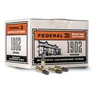 Federal Premium 22 LR 40gr LRN 1902/bx