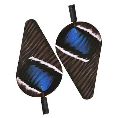Lucky Duck Hot Shot/HD Injection Molded Wings Pair