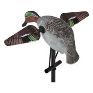 Lucky Duck Teal HD Spinner Decoy