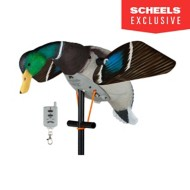 Lucky Duck Super Lucky HD Drake Motorized Decoy with Remote
