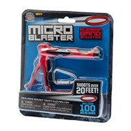 Hog Wild Micro Blaster Rubber Band Shooter
