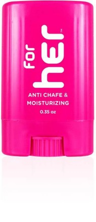 Bodyglide For Her Anti-Chafing and Moisturizing Balm .35 oz.