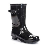 Women's Washington Shoe Company Classic Mid Rain Boots