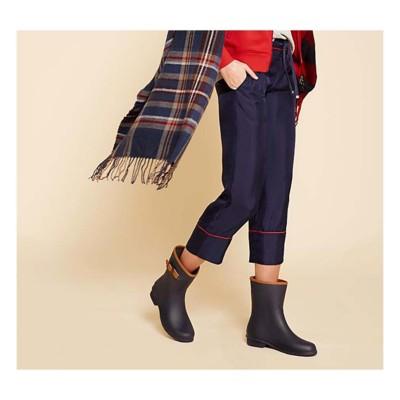 Women's Washington Shoe Company City Solid Mid Rain Boots