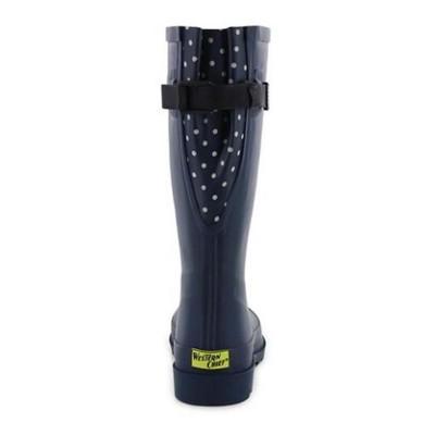 3b7d76ac357e Tap to Zoom  Women s Washington Shoe Company Dot Pop Wide Calf Rain Boots